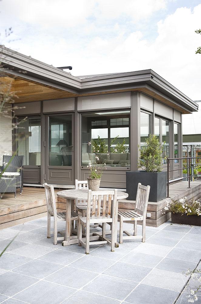 Giardini d inverno per impreziosire la tua casa in fissa per - Veranda giardino d inverno ...